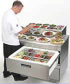 Adande Refrigeration products from Kent Catering, Bromley