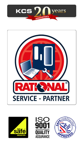 Kent Catering Rational Service Partner